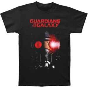 Star Lord Mask T-Shirt