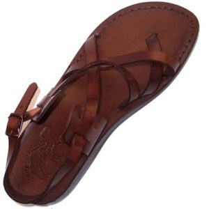Leather Biblical Sandals
