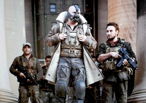 Ultimate Costume Guide Of Bane From The Dark Knight Rises