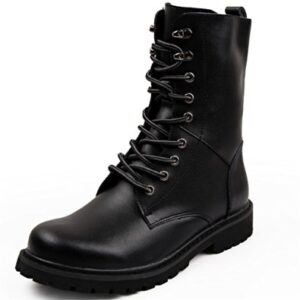 leather-combat-boots