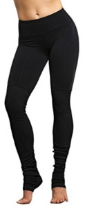 elastic-waist-wrap-foot-ribbed-leggings