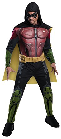 Arkham City Deluxe Muscle Chest Robin