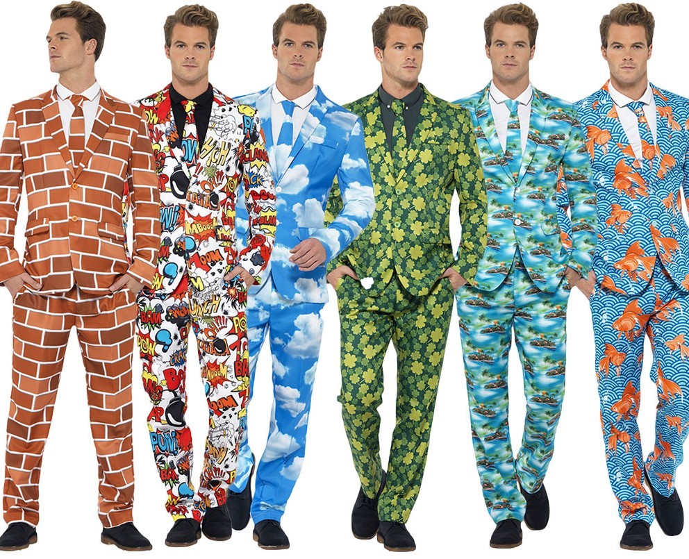 LOOK AS ATTRACTIVE AS YOU ARE IN UGLY CHRISTMAS SUITS - FIND YOUR FUTURE